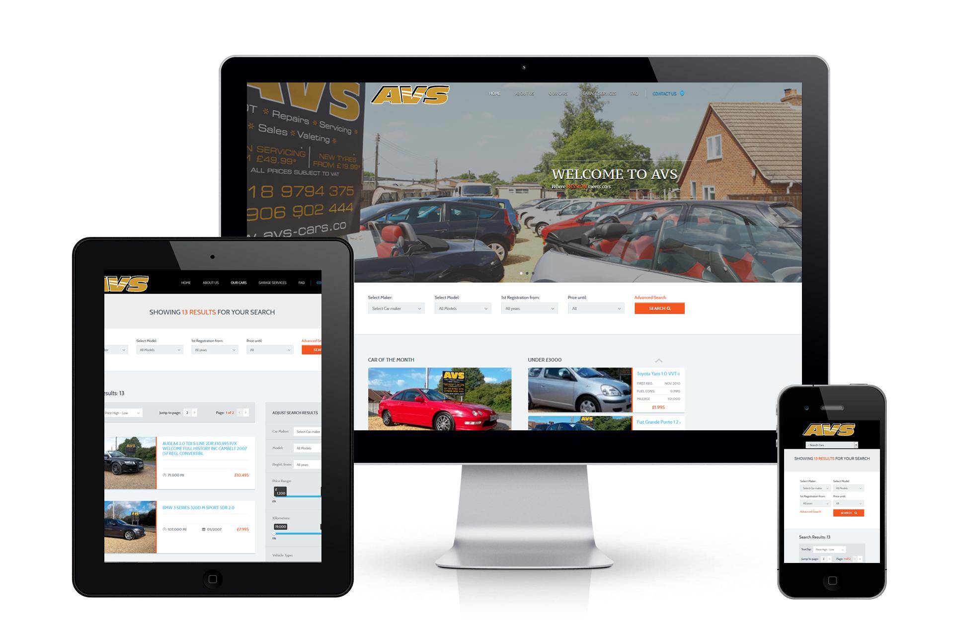 AVS Website