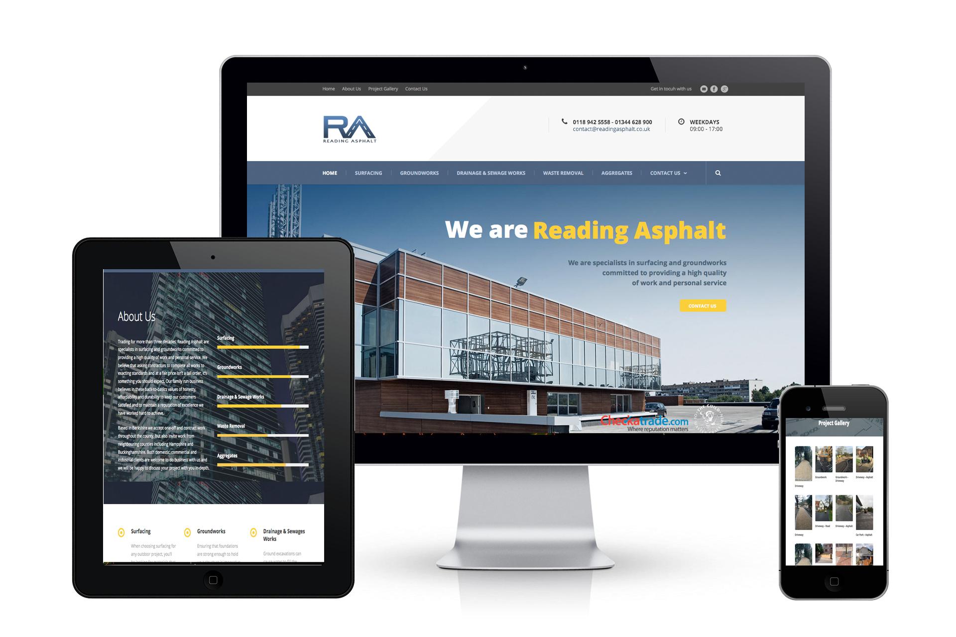 Reading-Asphalt-Website